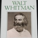 Walt Whitman Selected Poems - poetry collection poetic literature Gramercy Books