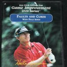 Faults and Cures With Hale Irwin golf instruction dvd lessons - sports performance golfing dvd