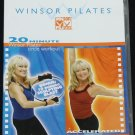 Winsor Pilates 20 Minute Circle Workout Accelerated Fat Burner - exercise health fitness dvd