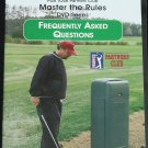 Master The Rules Frequently Asked Questions golf instructional sports dvd
