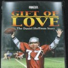 NEW The Gift of Love football Daniel Huffman story drama DVD sports movie dvd