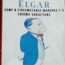 BRAND NEW Elgar - Pomp and Circumstance Marches 1-5 music cassette tape