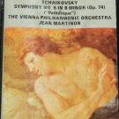 Tchaikovsky Symphony No. 6 in B minor music cassette Vienna Philharmonic cassette