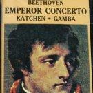 Beethoven Emperor Concerto Kathen Gamba music cassette tape # 2