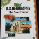 U.S. Geography cd-rom The Southwest geographical educational science cd-rom