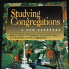 Studying Congregations Christian religious church religion studies book