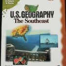 U.S. Geography cd-rom The Southeast  geographic educational science geographic of America cd-rom