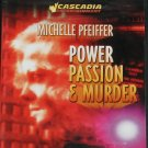 BRAND NEW Power Passion & Murder DVD new movie dvd Michelle Pfeiffer dvd  film movie
