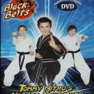 Tommy Nitro's Karate Adventure instructional dvd - kids children martial arts karate instruction dvd