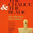 The Chalice & The Blade paperback book Raine Eisler