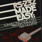 RS-232 Made Easy - computer guide manual