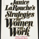 Strategies For Women At Work book by Jane LaRouce job working issues