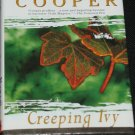 Creeping Ivy - mystery novel by Natasha Cooper hardcover fiction book