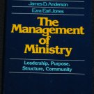 The Management of Ministry - leadership purpose structure community Charitian religious church book