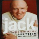 Jack - Straight From the Gut business book by Jack Welch CEO of General Electric