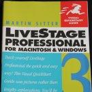 Livestage Professional 3 - computer program reference book visual quickstart guide live stage book