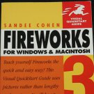 Fireworks 3 for Windows and Macintosh mac visual quickstart computer program guide book