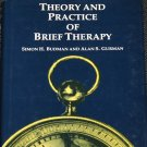 Theory and Practice of Brief Therapy book by Simon H. Dudman and Alan S. Gurman