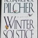 Winter Solstice - novel book fiction romance love book by Rosamunde Pilcher