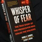 Whisper of Fear true crime  hardcover book