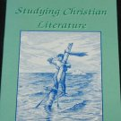 Studying Christian Literature book by Michael  J. McHugh religious religion non-fiction
