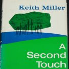 A Second Touch - religious Christian religion book Keith Miller