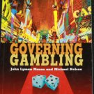 Governing Gambling book Century Foundation Report by John Lyman Mason