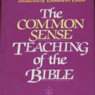 Common Sense Teaching of the Bible Hannah Witall Smith biblical religious studies book