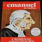 Emanuel Criminal Procedure law legal book