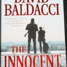 The Innocent - suspense thriller paperback book by David Baldachi
