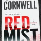 Red Mist - crime thriller by Patricia Cornwell novel paperback book