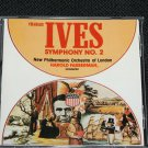 Charles Ives Symphony No. 2 CD New Philharmonic Orchestra of London music cd