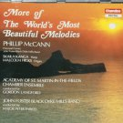 More of the World's Most Beautiful Melodies CD - Phillip McCann