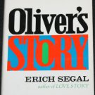 Oliver's Story  - fiction novel book by Erich Segal