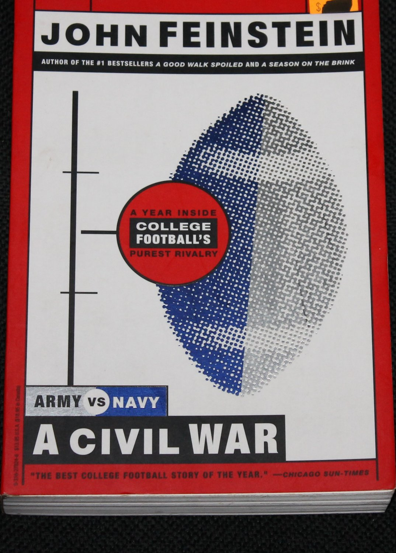 A Civil War - sports book by John Feinstein