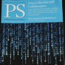 PS Data Collection and Collaboration American Political Science Cambridge University Press book