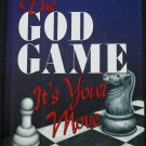 The God Game - Christian religion hardcover religious book by Leo Booth