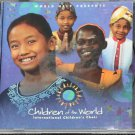 Children of the World CD - International Children's Choir music songs cd