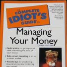 Idiot's Guide to Managing Your Money - personal finance advice tips how to instruction money book