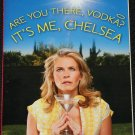Chelsea Handler Are Your There Vodka, It's Me Chelsea paperback book
