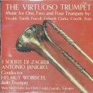 The Virtuoso Trumpet music CD