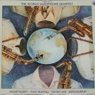Steppin' With The World Saxaphone Quartet music cd