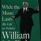 Whitey Bulger mafia boss - true crime book - While The Music Lasts biography book mobster mob