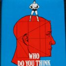 Who Do You Think You Are? book by Oliver Gillie psychology envirnment genetic controversy book