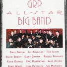 GRP All-Star Big Band music cassette tape