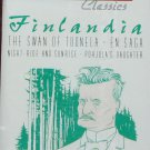 Finlandia The Swan of music cassette tape