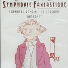 New Berlioz Symphonie Fantasique music cassette tape