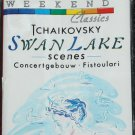new Tchaikovsky Swan Lake Scenes music cassette tape
