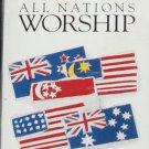 All Nations Worship - praise worship cassette tape