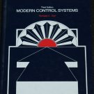 Modern Control Systems book by Richard C. Dorf hardcover book